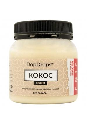 Протеиновая паста Кокос, стевия 250 гр (DopDrops)