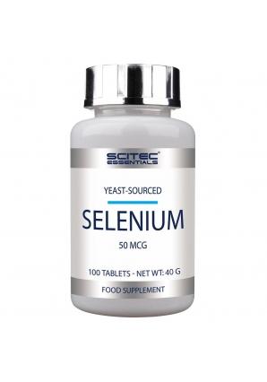 Selenium 100 табл (Scitec Nutrition)