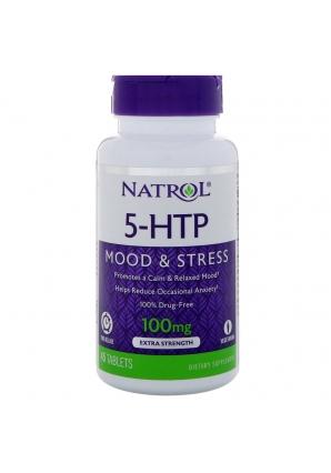 5-HTP Time Release 100 мг 45 табл (Natrol)