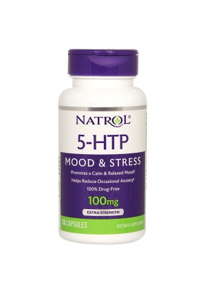 5-HTP 100 мг 30 капс (Natrol)