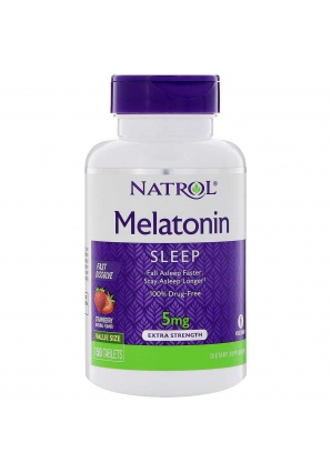 Melatonin 5 мг 150 табл (Natrol)
