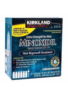 Minoxidil 60 мл 6 шт (Kirkland Signature)
