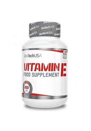 Vitamin Е 100 капс (BioTechUSA)