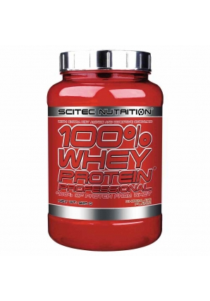100% Whey Protein Professional 920 гр (Scitec Nutrition)