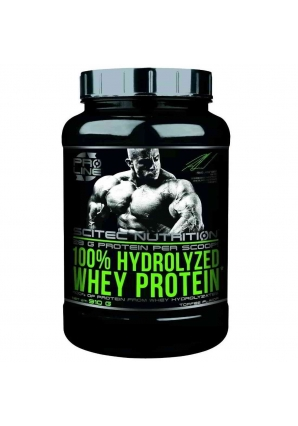 100% Hydrolyzed Whey Protein 910 гр (Scitec Nutrition)