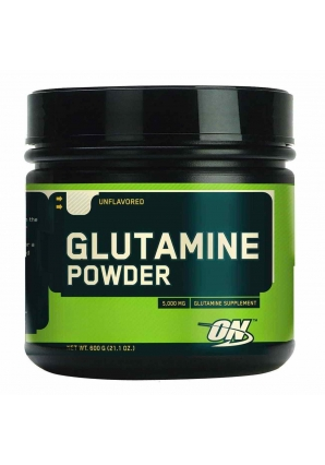 Glutamine powder 600 гр. (Optimum nutrition)