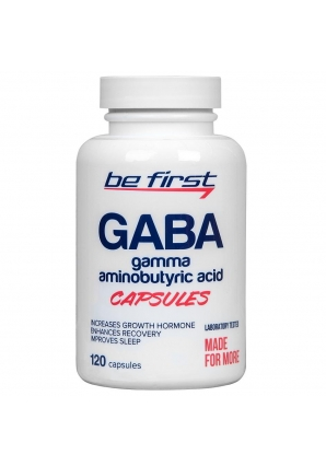 GABA Capsules 120 капс. (Be First)