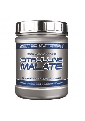Citrulline Malate 90 капс (Scitec Nutrition)