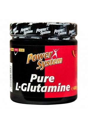 Pure L-Glutamine 400 гр (Power System)