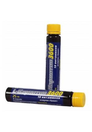 L-Карнитин 3600 1 амп (Спортивные технологии)