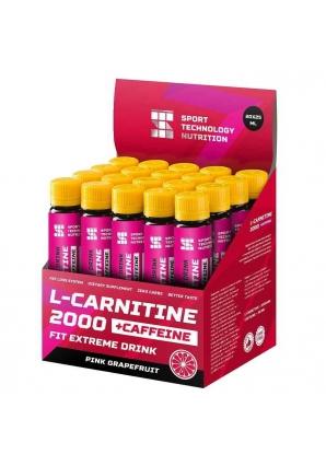 L-Карнитин 2000 20 амп (Спортивные технологии)