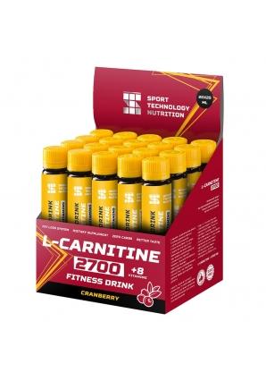 L-Карнитин 2700 20 амп (Спортивные технологии)