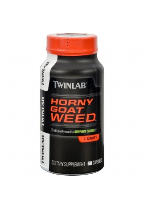 Horny Goat Weed 60 капс (Twinlab)
