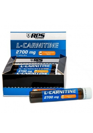L-Carnitine 2700 мг 10 амп (RPS Nutrition)