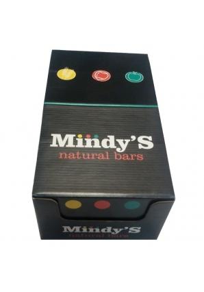 Батончик ореховый 30 шт 35 гр (Mindy'S)