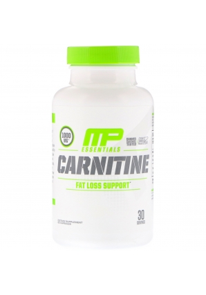 Carnitine Core 60 капс (MusclePharm)