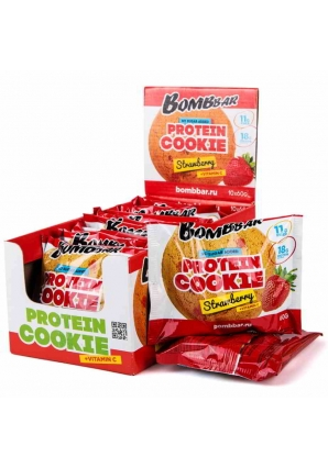 Протеиновое печенье 10 шт 60 гр (BomBBar)