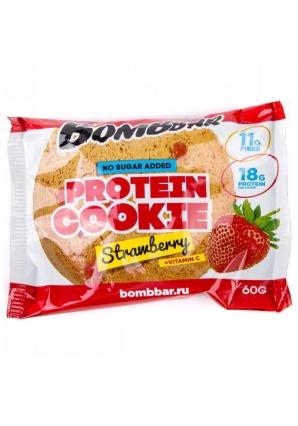 Протеиновое печенье 1 шт 60 гр (BomBBar)