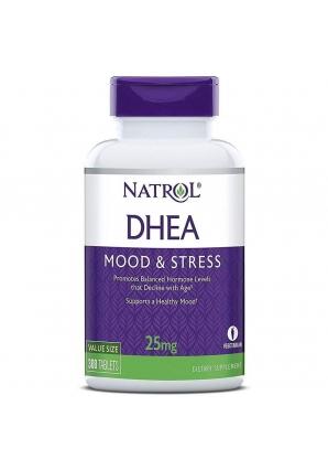 DHEA 25 мг 300 табл (Natrol)