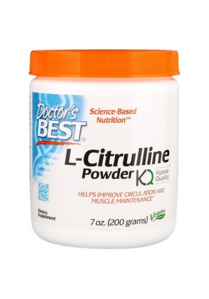 L-Citrulline Powder 200 гр (Doctor's Best)