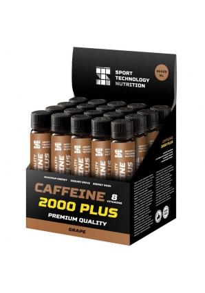 Caffeine 2000 25 мл 20 амп (Спортивные технологии)