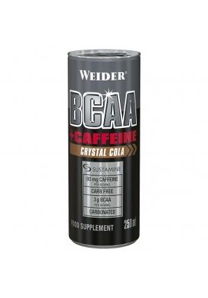 BCAA + Caffeine 250 мл (Weider)