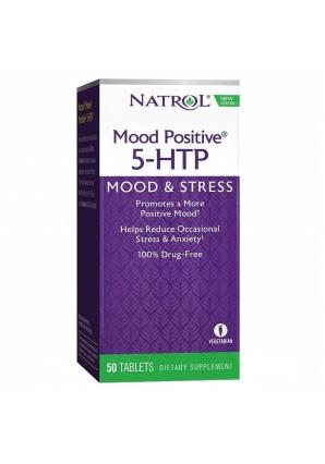 5-HTP Mood Positive 50 мг 50 табл (Natrol)