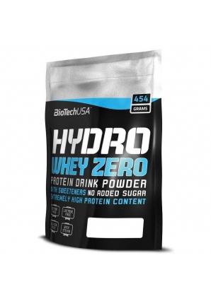 Hydro Whey Zero 454 гр (BioTechUSA)