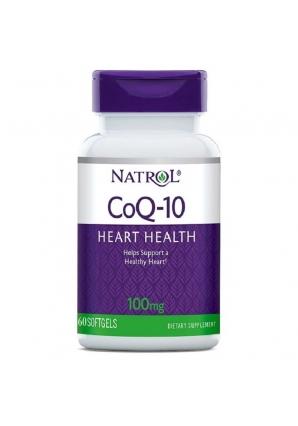 CoQ10 100 мг 60 капс (Natrol)