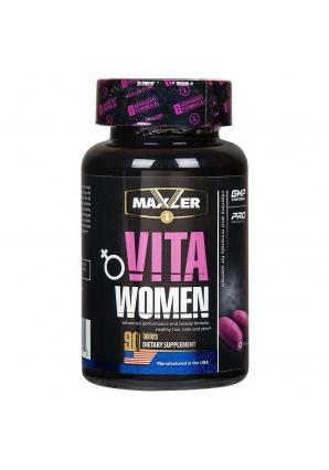 VitaWomen 90 табл. (Maxler)