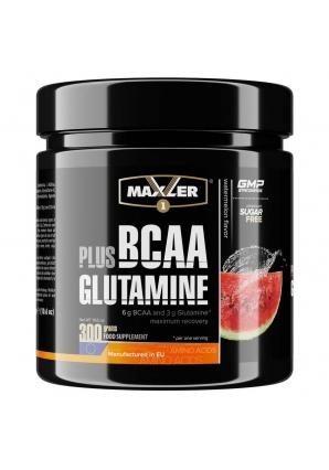 BCAA + Glutamine 300 гр (Maxler)