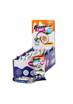 Протеиновые конфеты 18 гр (BomBBar)
