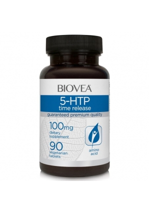 5-HTP Time Release 100 мг 90 табл (BIOVEA)