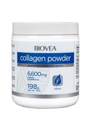 Collagen Powder 6600 мг 198 гр (BIOVEA)