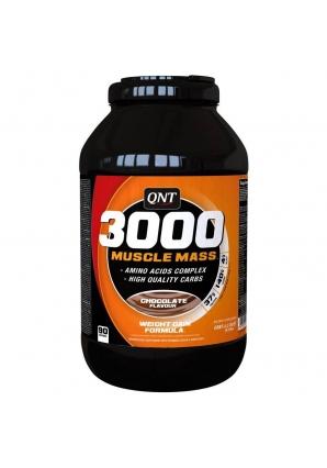 3000 Muscle Mass 4500 гр (QNT)
