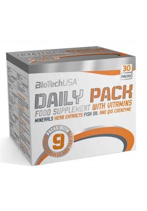 Daily Pack 30 пак (BioTechUSA)