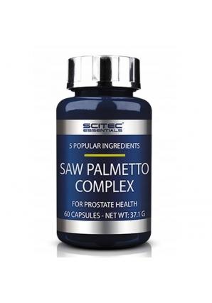 Saw Palmetto Complex 60 капс (Scitec Nutrition)
