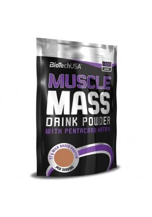 Muscle Mass 1000 гр (BioTechUSA)