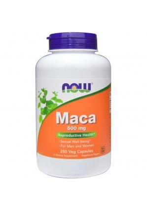 Maca 500 мг 250 капс (NOW)