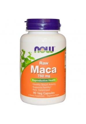 Maca 750 мг 90 капс (NOW)
