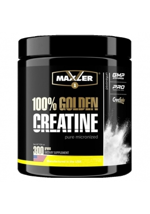 100% Golden Creatine 300 гр. (Maxler)