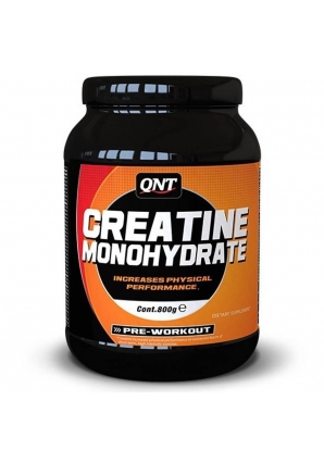 Creatine Monohydrate 100% Pure 800 гр (QNT)