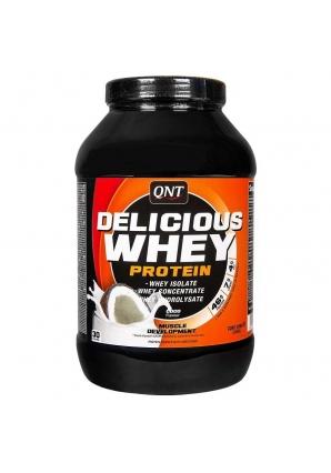 Delicious Whey Protein 908 гр (QNT)