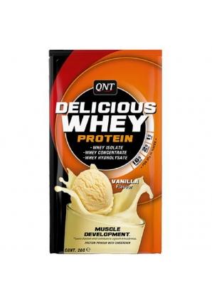 Delicious Whey Protein 20 гр (QNT)