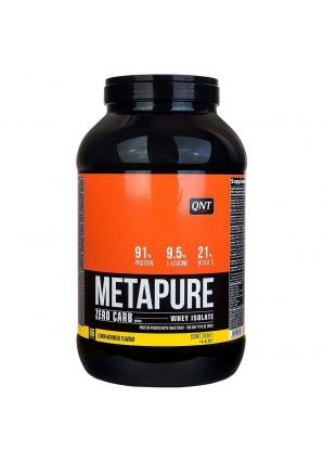Metapure Zero Carb 2000 гр (QNT)