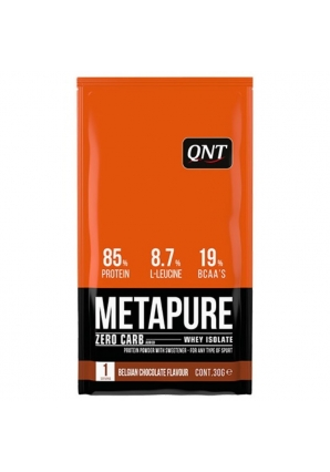 Metapure Zero Carb 30 гр (QNT)