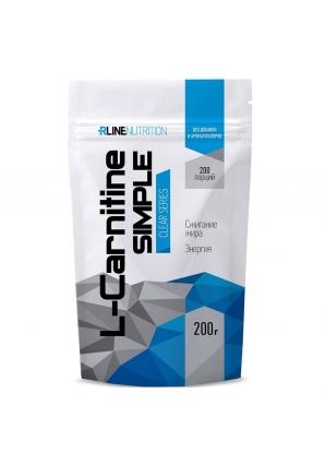 L-carnitine Simple 200 гр (R-Line Sport Nutrition)