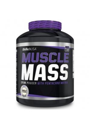 Muscle Mass 2270 гр (BioTechUSA)