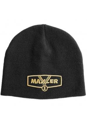 Шапка черная (Maxler)