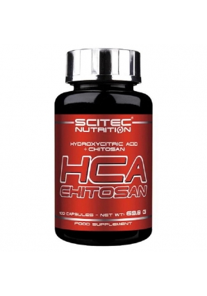 HCA-Chitosan 100 капс (Scitec Nutrition)